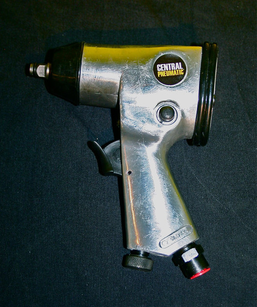 Pit Stop Challenge Air Impact Wrench