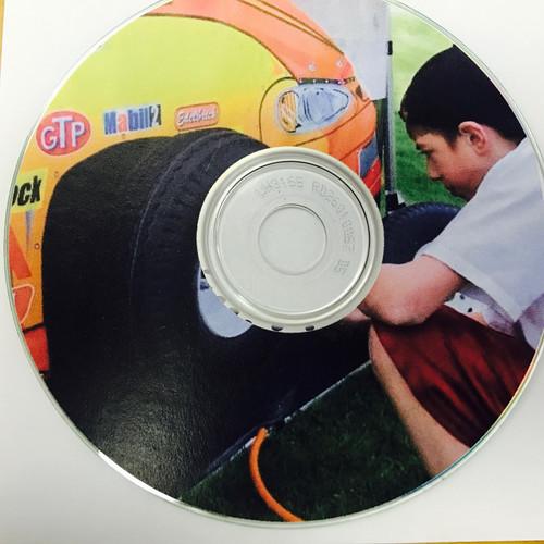 Pit Stop Challenge CD