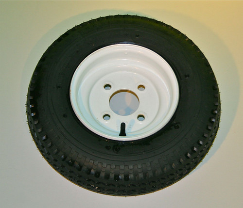 Pit Stop Challenge Tire