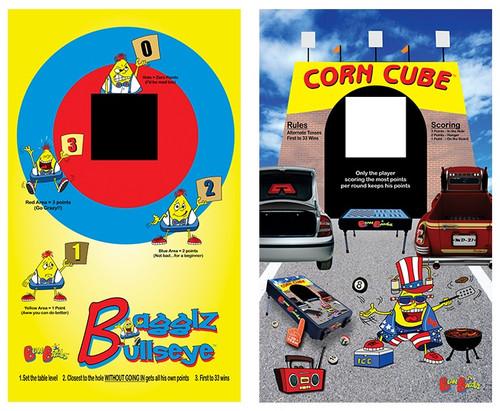 BeanBagglz Boardz, Bagglz Bullseye - Corn Cube