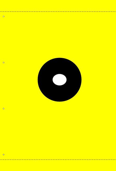 Canvas Dunk Tank 5' Yellow, Wingless
