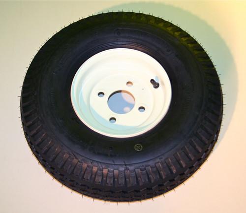 Easy Dunker Tire