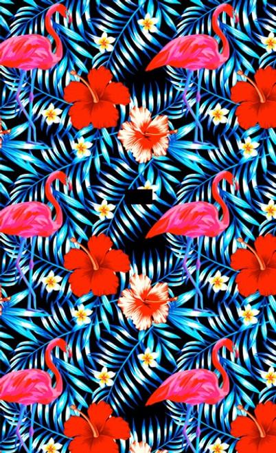 Canvas Dunk Tank Flamingo