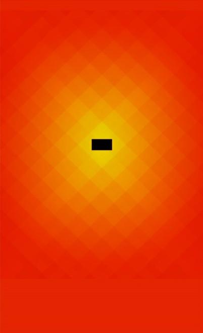 Canvas Dunk Tank Orange Diamonds