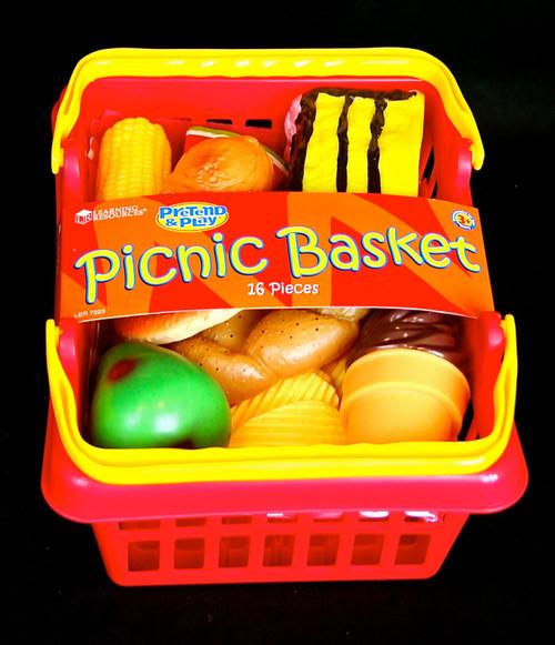 Feed the Bears Picnic Basket