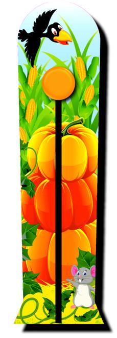 Kiddie Striker Backboard -- Pumpkin Stack