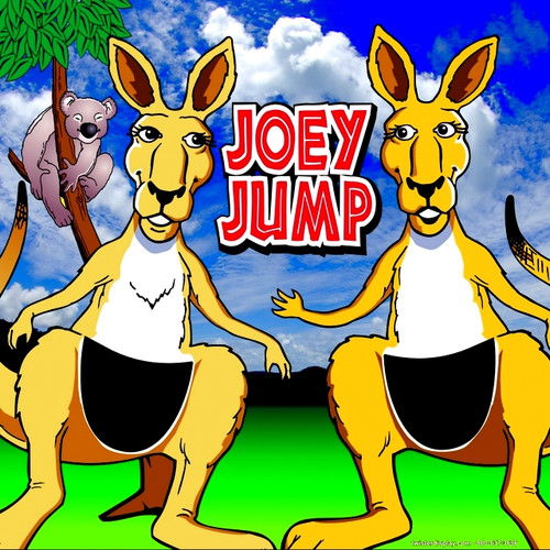Joey Jump Canvas