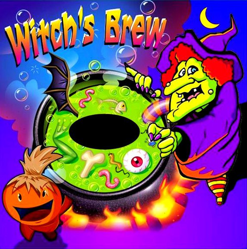 Witch's Brew, Canvas