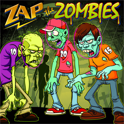 Zap the Zombies, Canvas