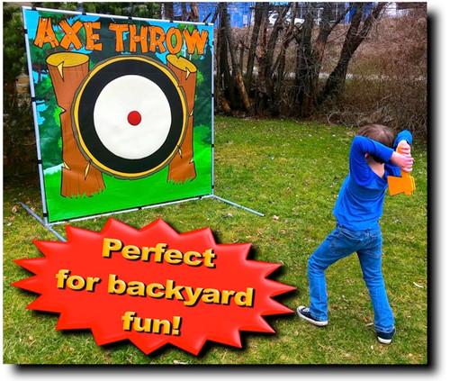 Axe Throw Game