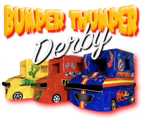 Bumper Thumper Derby Cars