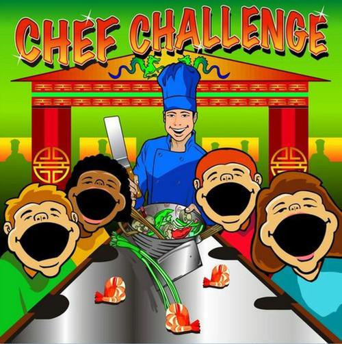 Chef Challenge Canvas