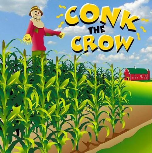 Conk the Crow Canvas Set