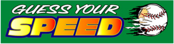 Speed Pitch, Banner