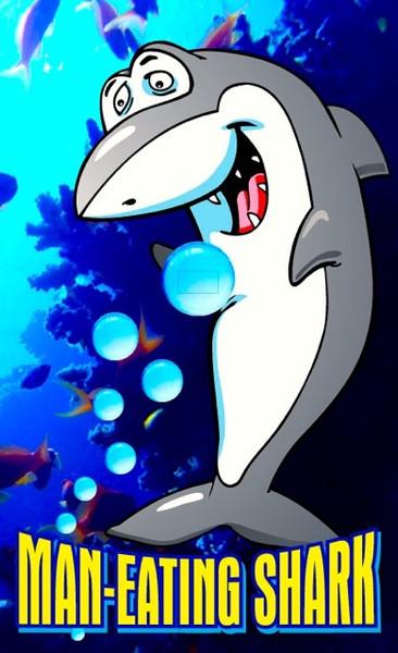 Canvas Dunk Tank Shark