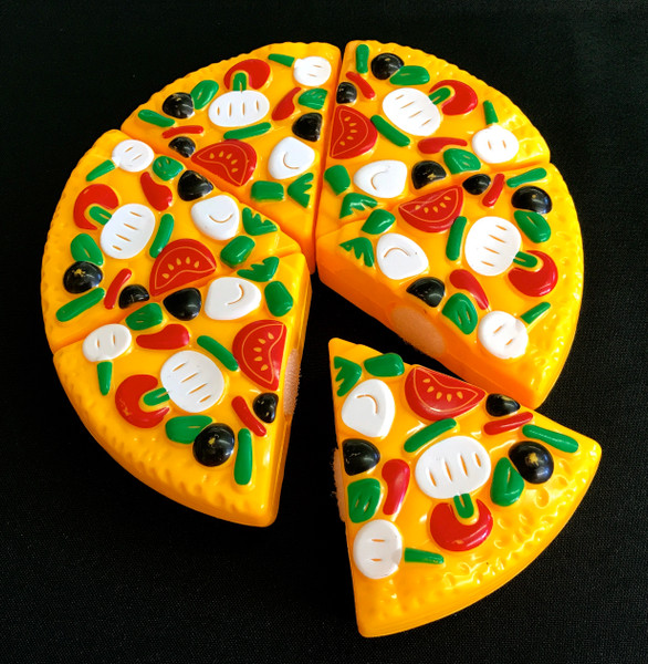 Pizza Toss Pizza