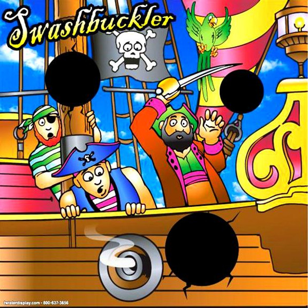 Swashbuckler, Canvas