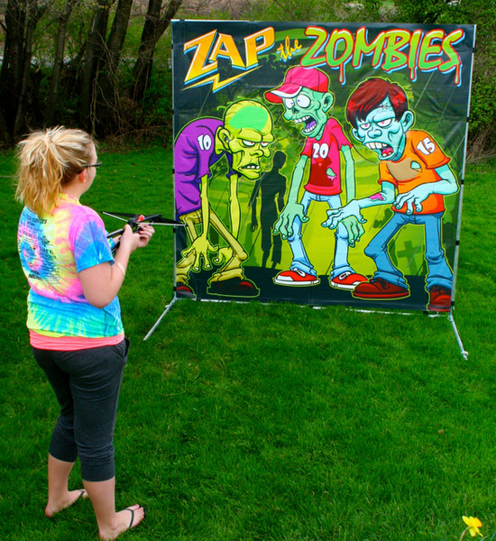 Zap the Zombies