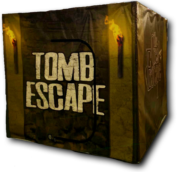 Tomb Escape, portable escape room