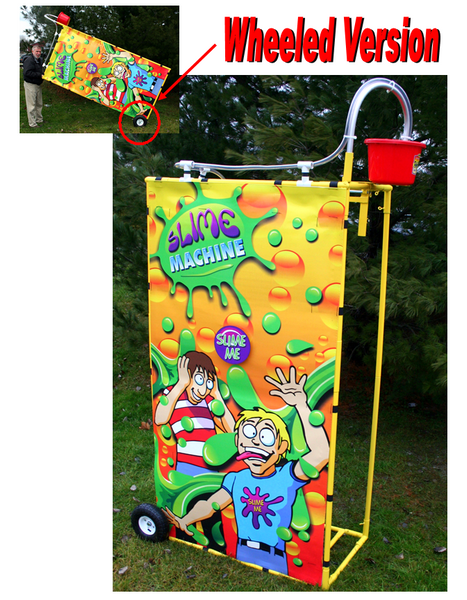 Slime Machine (Wheeled Version)