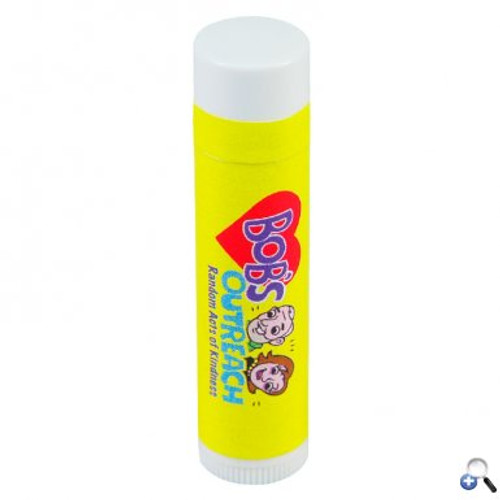 Lipbalm with Digital Imprint - DPLB15