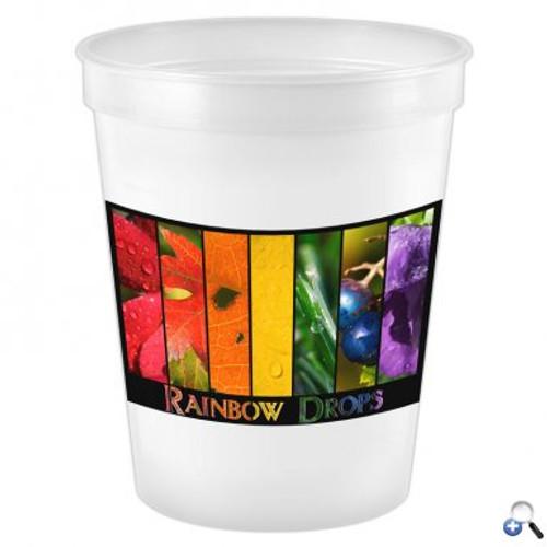 Cups-On-The-Go -16 oz. Stadium Cup-DP - DPSC16
