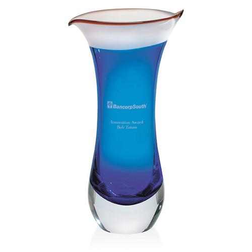 JAFFA - Calla Lily Award - Blue