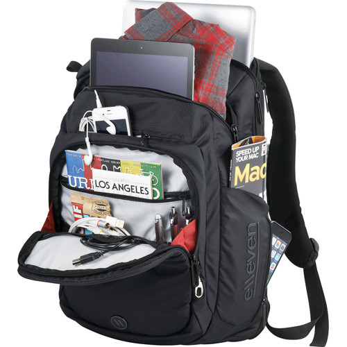 Elleven™ Stealth Checkpoint-Friendly Backpack - 0011-46
