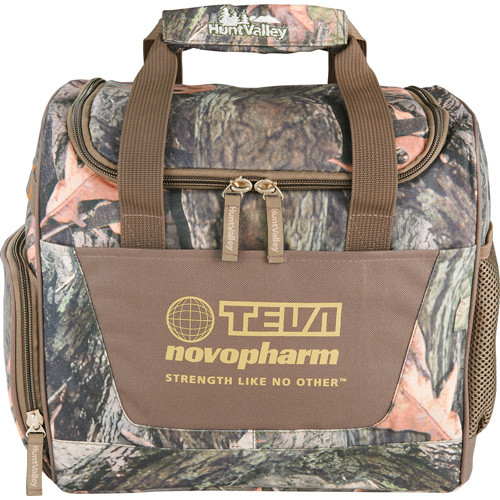"""Hunt Valley® Camo Cooler Bag - 0045-21-Camouflage (CF) - 10.5"""" H X 12.5"""" W X 8.5"""" D"""