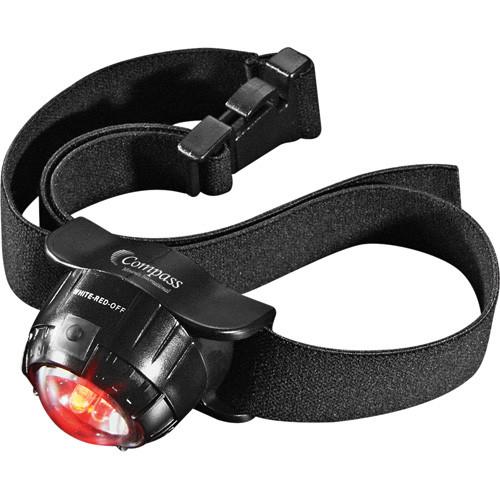 3 LED Headlamp 2 Lithium Battery (Black - 1225-57