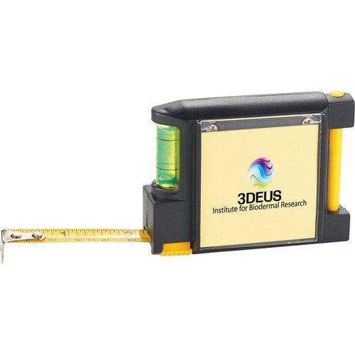 WorkMate 3-in-1 Tape Measure with Pad Pen and Level - 1430-45