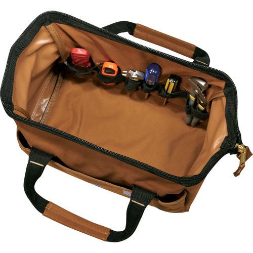"""Carhartt® Signature  14"""" Tool Bag - 1889-01"""
