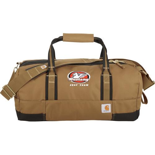 "Carhartt® Signature 20"" Work Duffel Bag - 1889-20 - 10.5"" H X 20"" W X 10"" D"