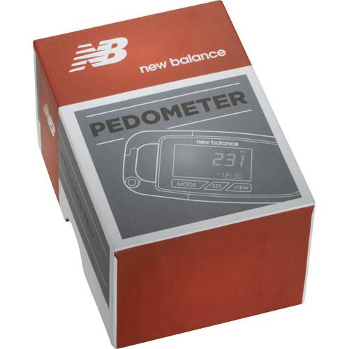 New Balance® 3D Pedometer - 1906-11