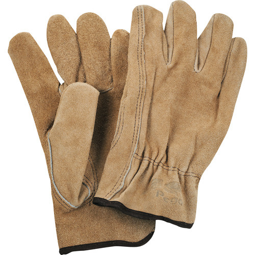 Safety Works Split Cow Leather Drivers Gloves - 1914-03