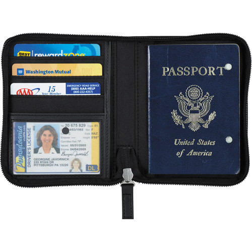 Pedova Passport Wallet - 3350-52