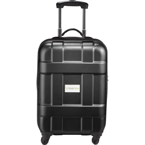 """Luxe 19"""" Hardside 4-Wheeled Spinner Carry-On - 5893-19"""