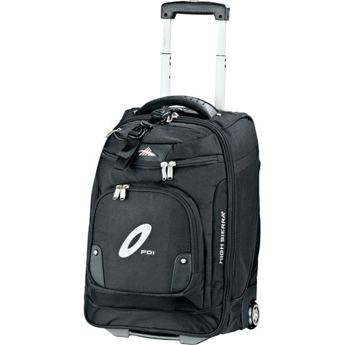 High Sierra® 21 Wheeled Carry-On w/Compu-Sleeve - 8050-32