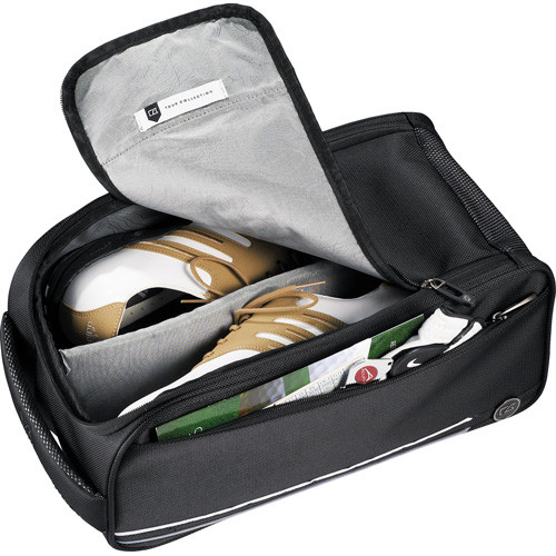 Cutter & Buck® Tour Deluxe Shoe Bag - 9860-63
