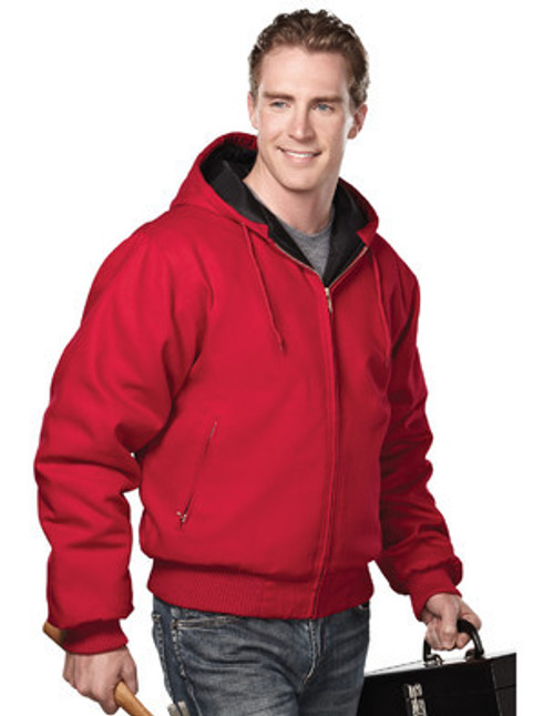 Add Your Logo to Tri-Mountain - Timberline Hooded Jacket - 4600