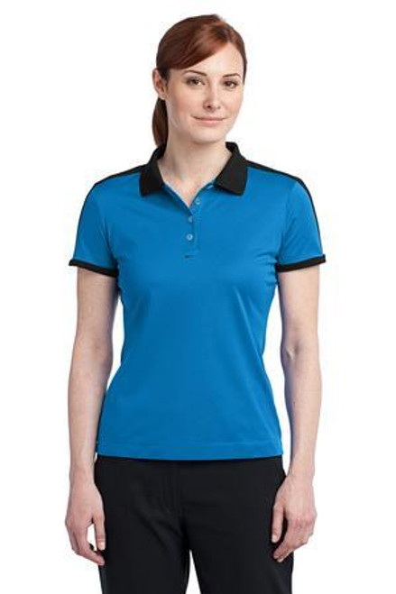 Add Your Logo to Nike Golf - Ladies Dri-FIT N98 Polo - 474238