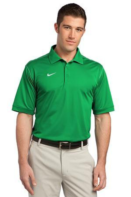 Add Your Logo to Nike Golf - Dri-FIT Sport Swoosh Pique Polo - 443119