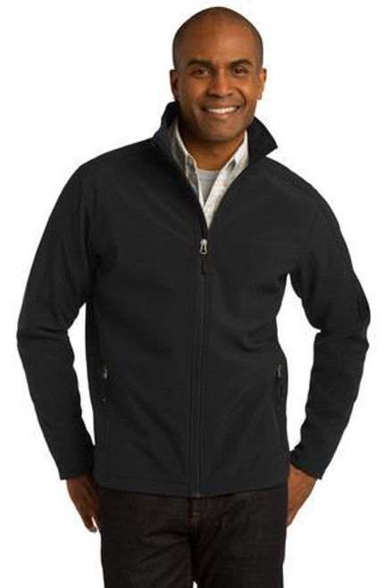 Add Your Logo to Port Authority - Core Soft Shell Jacket - J317