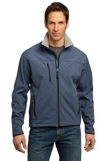 Add Your Logo to Port Authority - Glacier Soft Shell Jacket - J790
