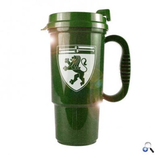 The Commuter - 16 oz. Auto Mug-Metallic Colors - AM16