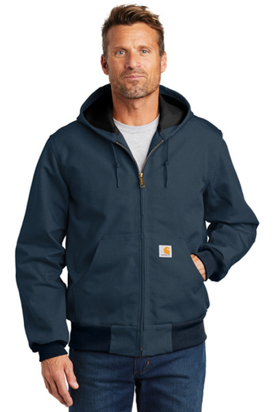 Carhartt ® Thermal-Lined Duck Active Jacket-CTJ131