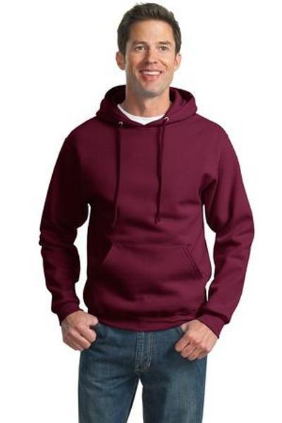 JERZEES® SUPER SWEATS® NuBlend® - Pullover Hooded Sweatshirt