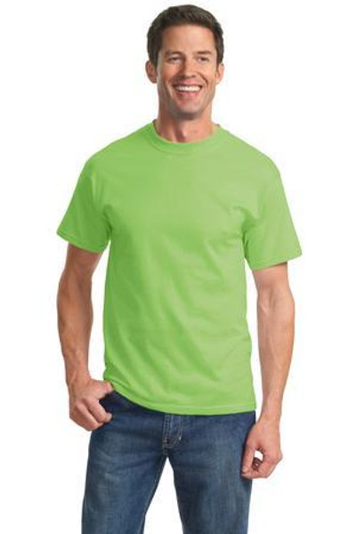Add Your Logo to Port & Company - Essential T-Shirt - PC61