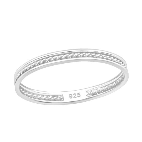 Lace Ring, 925 Sterling Silver
