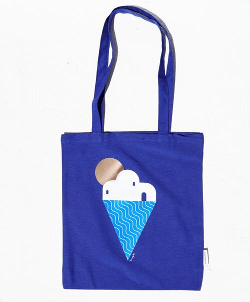 Yummy Greece Tote Bag